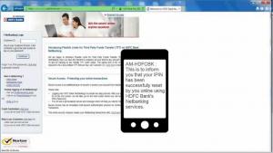 HDFC Credit Card Login Details
